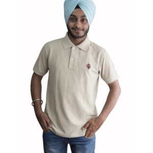 Collar Punjabi T-Shirt