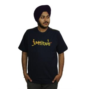 Punjabi T-Shirt with round neck