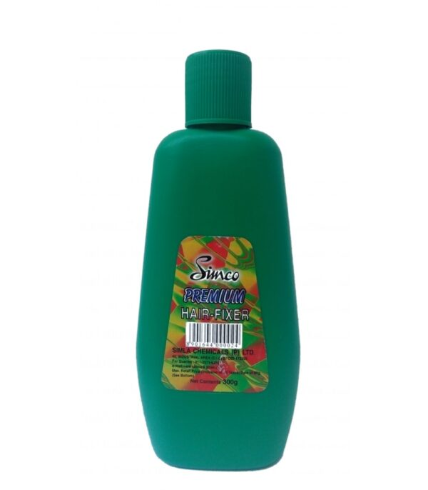 Simco Hair fixer PremiumGreen 300gm front SHFG300 rs.213-1000×1143