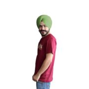 Khalsa Akal Purak red side