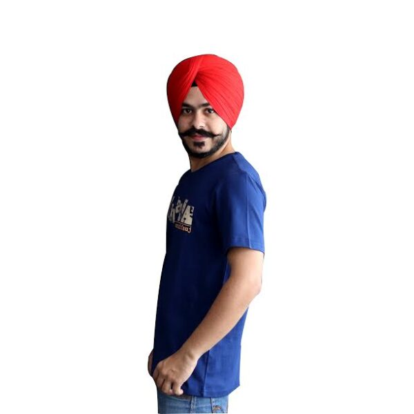 Khalsa Akal Side Blue