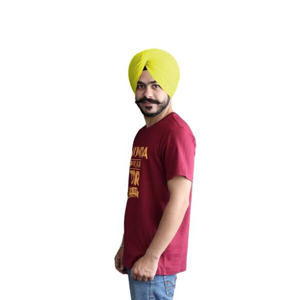 Munda Punjabi Marron Side