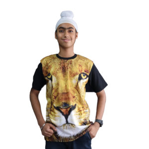 Kids Punjabi printed t-shirt