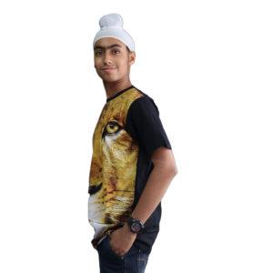 Kids Punjabi printed t-shirt