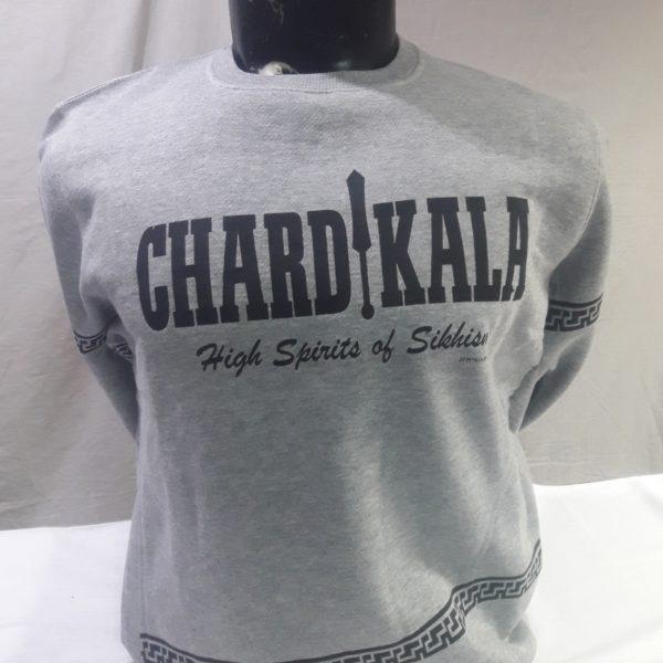 Chardikala Grey F