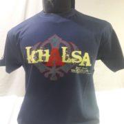 Khalsa Khanda Blue Fr