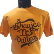 Bhaji No Panga orange Fr